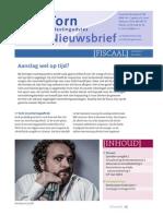 Nieuwsbrief Fiscaal 2014 Editie 3
