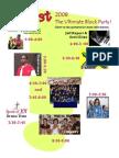Joyfest Entertainment Lineup