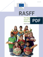 Rasff Annual Report 2013