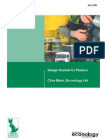 Econology Design Guides for Plastics