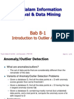 Bab 08-1 - Introd to Outlier Analysis