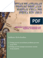 Perka BKN Nomor 1 Th 2013