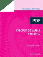 Calculo de Varias Variaveis