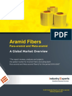 Aramid Fibers (Para and Meta) – A Global Market Overview