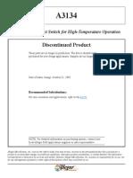 A3134-Datasheet