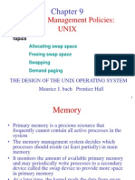 Memory Management Policies