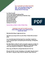 Kinh Dia Tang Bo Tat Bon Nguyen