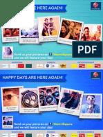 Mantri Happy Days Campaign