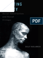 Sally Haslanger Resisting Reality Social Construction and Social Critique