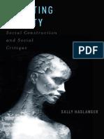 Sally Haslanger Resisting Reality Social Construction and Social Critique