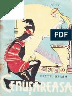 CENUSAREASA - Fratii Grimm (Colectia Traista Cu Povesti)
