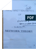 5.Network Theory