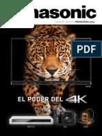Panasonic Guia Ventas 2014