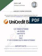 Dati Bancari