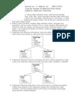 JPR - QB Pract 11 (A)