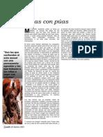Arturo Perez Reverte - Con Un Par de Cojones