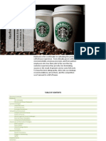 Starbucks Corporation Paper
