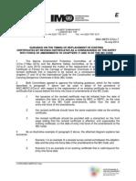 IBC Code Amendments 2012 MSC MEPC.5 Circ.7