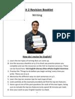 Correct writing in English