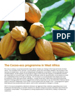 SNV Cocoa-Eco Programme in West Africa