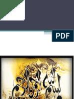 Sir Tayyab Presentation 03345473564