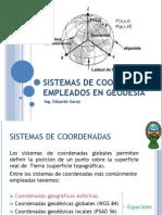 Capitulo III Sistemas de Coordenadas