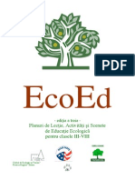 Manual Eco Ed Grades 3-8