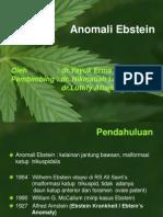 Anomali Ebstein - Yayuk Erma Fatma (PP)