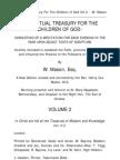 Mason, William - Spiritual Treasury Vol 2