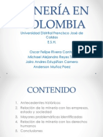 Minería en Colombia