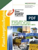 Secondo Piano Triennale Di Attuazione Del Piano Energetico Regionale 2011-2013