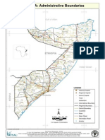Somalia Administrative Units Boundaries[1]