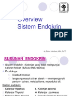 Overview Endokrin 2011