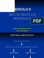 130952855 Curso Inspetor de Solda Modulo 6 Metalurgia Da Soldagem ATUAL