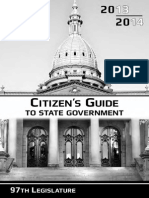 Citizen's Guide to State Government