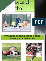 Etapas Del Fútbol