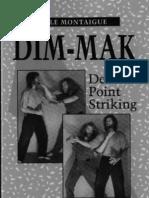 Montaigue, Earl - Dim-Mak - Death-Point Striking