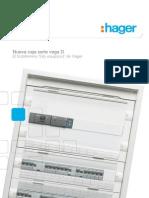 201407 Hager Caja Serie Vega d 2014 Catálogo