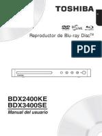 BDX2400 Spanish