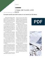 El teleférico más largo del mundo unirá Granada y la Sierra | Gaspar Lino