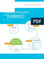 Marketing Attribution for Dummies FINAL June 2014