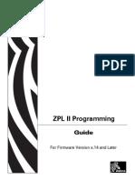 Manual Zpl II