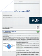 Control PID Con Autómata S7-1200