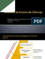 09-11. Modelos de Ensino de Ciências.pptx