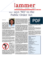 Workers' Party Hammer Issue 0902