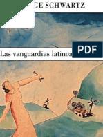 Schwartz, Las vanguardias latinoamericanas.