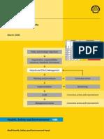 HSE Risk Assessment Matrix (2006)