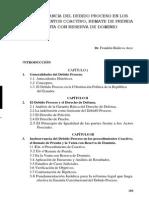 16b Inobservancia Del Debido Proceso