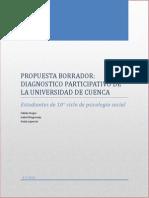PROPUESTA DIAGNÓSTICO PARTICIPATIVO DE LA UNIVERSIDAD DE CUENCA.docx