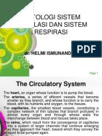 Sistem Sirkulasi Dan Respirasi